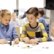 Happy Children Learning at Robotics School 6
