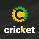 Lexus Cricket - Advanced Opencart Theme for Equipment Mechanic Shop