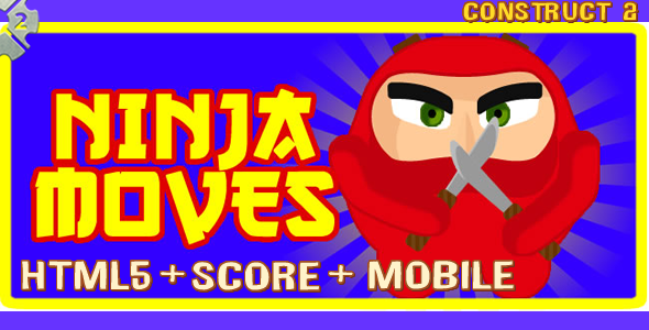 NINJA MOVES - Physical