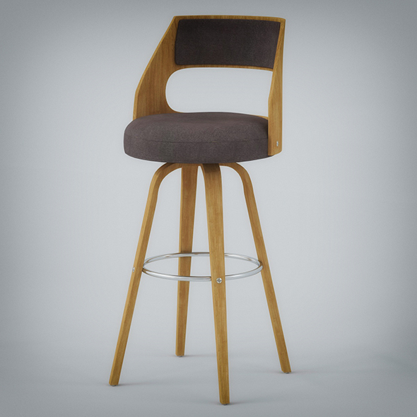 Morden Chair - 3DOcean Item for Sale