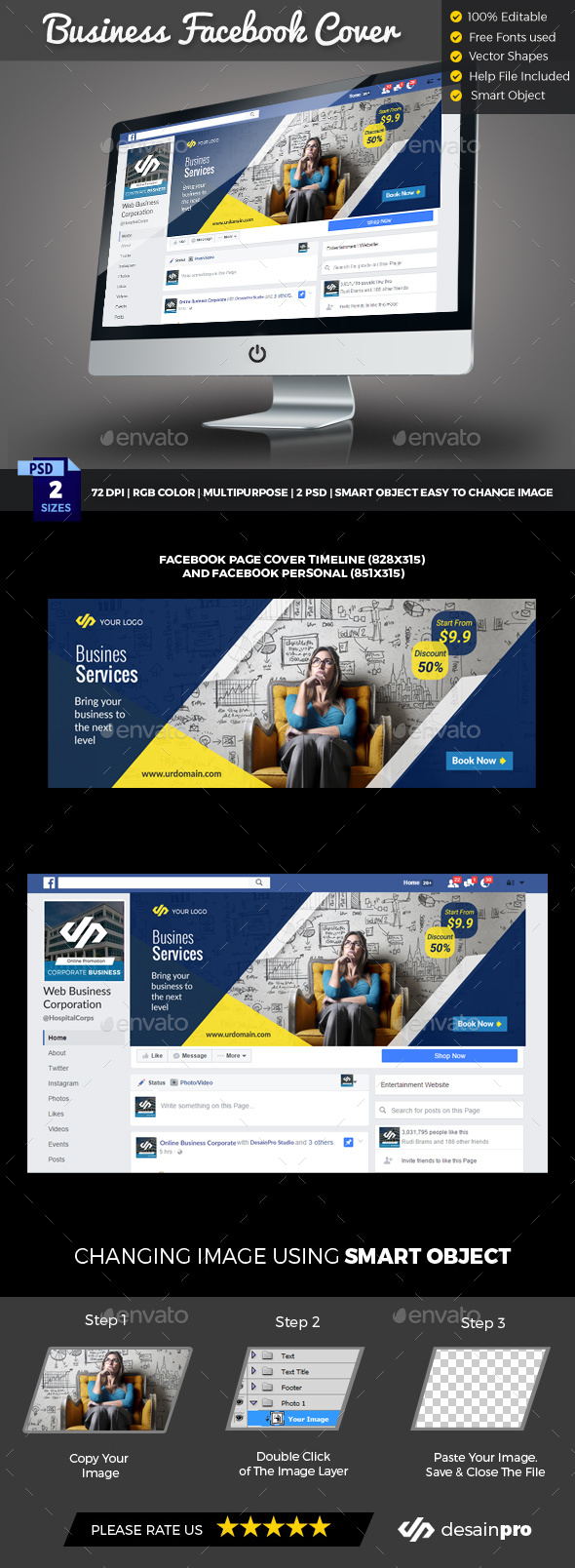 Facebook business cover graphics designs templates cheaphphosting Gallery