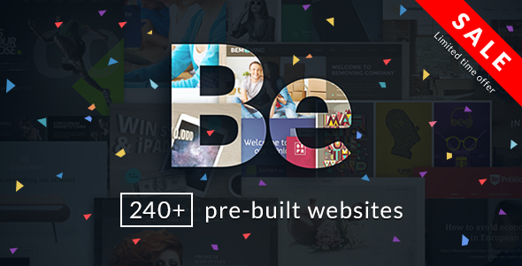 01 Featured.  large preview - BeTheme - HTML Responsive Multi-Purpose Template
