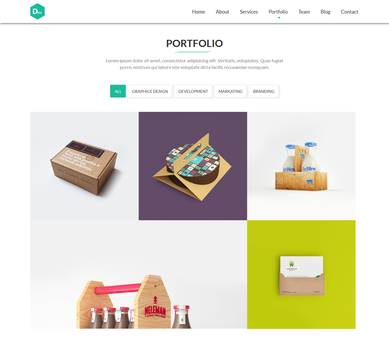 dev one page business portfolio html template by mahediamin themeforest. Black Bedroom Furniture Sets. Home Design Ideas
