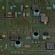 Electronic Circuit Traffic Animation