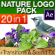 Nature Logo Pack