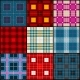 Plaid Tartan, British, Buffalo Seamless Vector