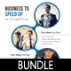 3 Corporate Business Poster Bundle