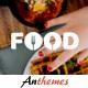 Tasty Food - Recipes & Food Blog WordPress Theme
