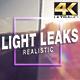 Real Light Leaks