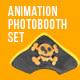 Animation Photobooth Set