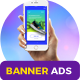 Mobile Apps HTML5 GWD Ad Banner