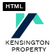 Kensington Property -  Agency and Single property HTML Template