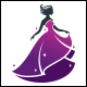 Dresses Logo Template