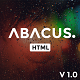 Abacus - Coming Soon Template.