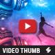 Spirit of Science - Video Thumbnail Artwork Template