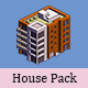 Isometric House Pack