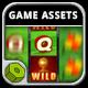 3D Soccer Slot Machine Game Assets