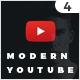 Modern Youtube Channel