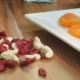 Dried Fruits and Nuts Lying on the Plate