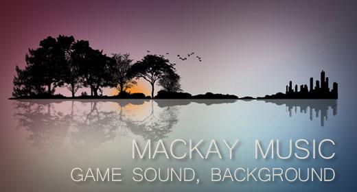 game sound, background