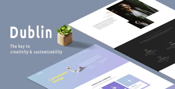 Dublin - HTML5 Theme