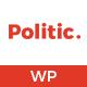 Politic – Political WordPress Theme