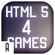 4 HTML5 Games Bundle ?2 (CAPX)