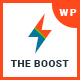 The Boost - Creative Multi-Purpose  WordPress Theme