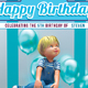 Birthday Party Flyer For Kids