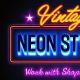 Vintage Neon Styles