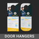 2 in 1 Door Hanger