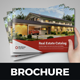 Real Estate Agency Brochure Catalog v3