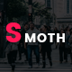 Smoth - One Page MultiPurpose Template
