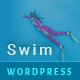 Swim School WordPress