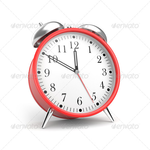 Alarm clock - Stock Photo - Images