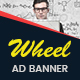 Wheel | Business HTML 5 Animated Google Banner