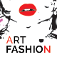 Art Fashion Powerpoint Presentation