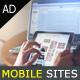 HTML5 Mobile Web - GWD - 7 Sizes