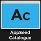 AppSeed Catalogue - Full Application with self hosted backend