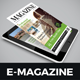 E-Book Magazine Design v1