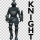 Knight Walking