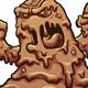 Download Vector Mud Monster