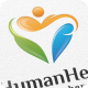 Human Heart - Logo Template