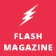 FlashMagazine - Responsive WordPress Blog Theme