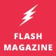FlashMagazine - Responsive WordPress Blog Theme
