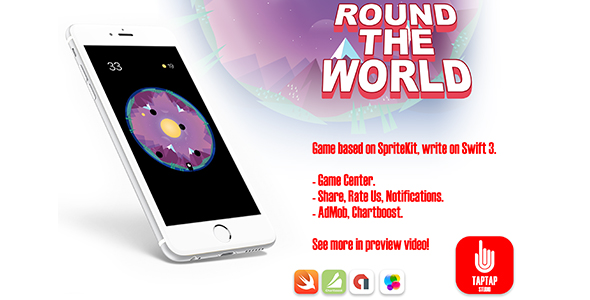 Round The World - CodeCanyon Item for Sale