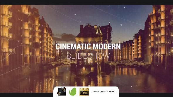 VideoHive Cinematic Modern Slideshow 19386156