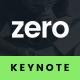 Zero - Keynote Presentation Template