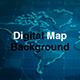Digital Map Background
