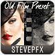 Old Film Presets